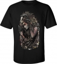 Ashura T-Shirt, Rock Dolls