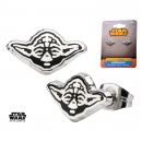 Star Wars Yoda Enamel Ohrstecker