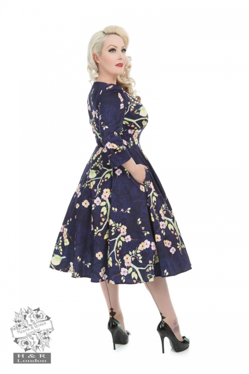 The Nightingale Bird Dress