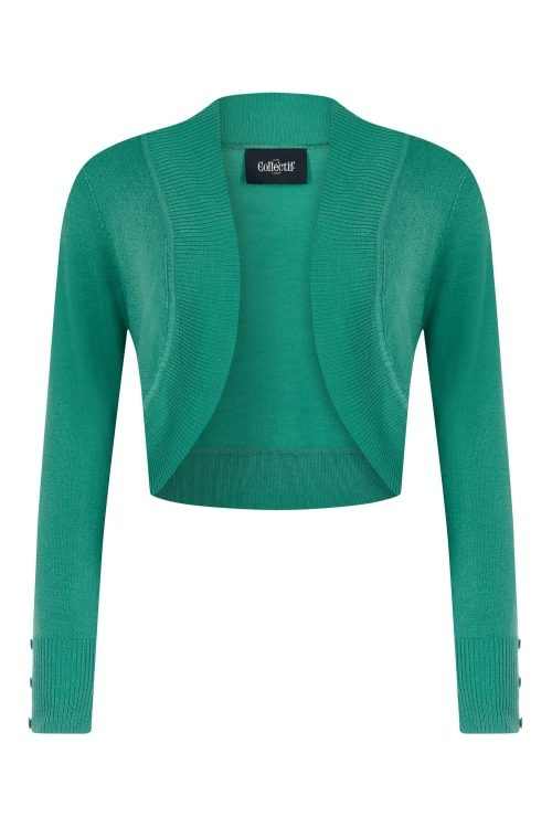 Bolero Jean Antique Green