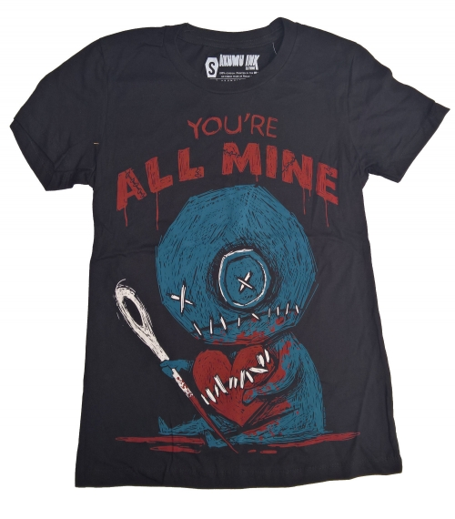 T-Shirt You´re All Mine