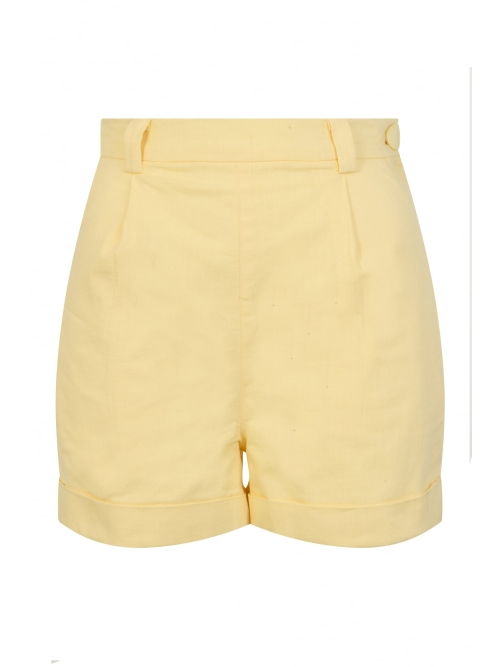 Collectif Vintage Jojo Plain Shorts