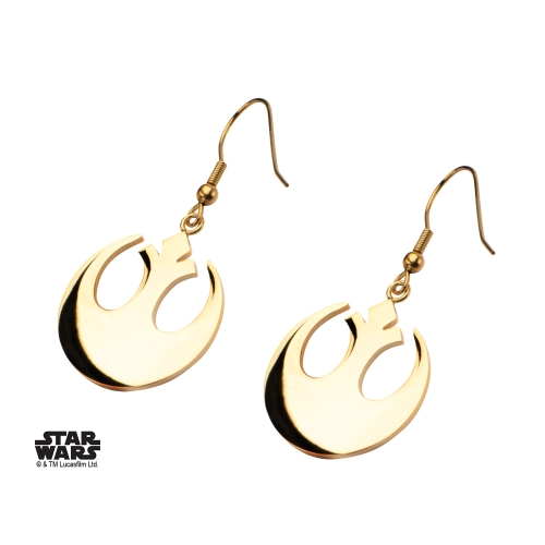 Star Wars Rebel Alliance Symbol Ohrringe