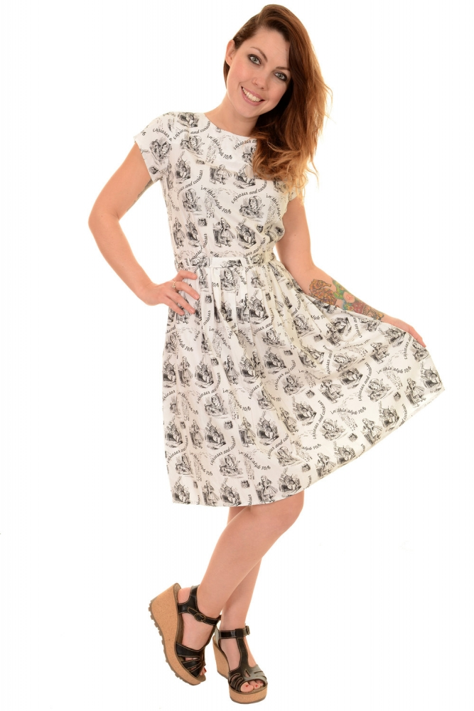 Alice In Wonderland Tea Party Kleid