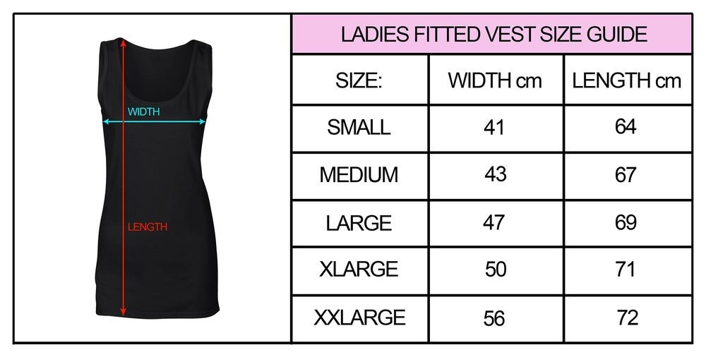 Ladies Vest Edyth