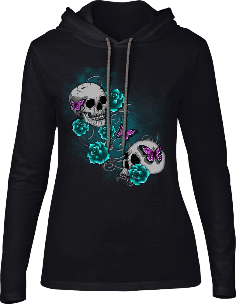 Ladies Hoodie Everlasting Love