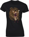T-Shirt Edyth Ladies Skinny Fit