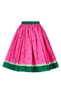 Jasmin Watermelon Swing Skirt, Rock Collectif, 60er
